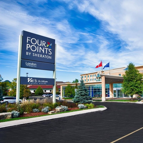 Four Points Hotel
